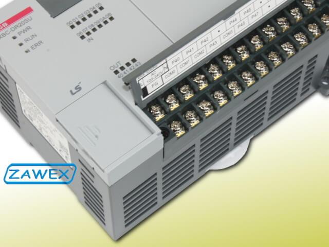 Model sterownika PLC serii XGB