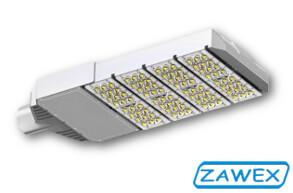 Lampa uliczna LED o mocy 120W