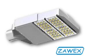 Lampa uliczna LED o mocy 60W