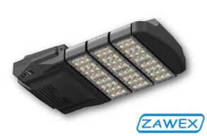 Lampa uliczna LED o mocy 90W